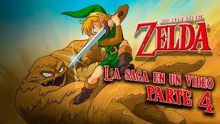 The Legend of Zelda: La Historia en 1 Video (PARTE 4)
