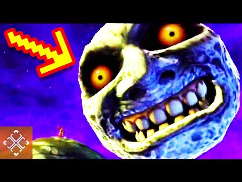 10 Unnecessarily Horrifying Video Game Characters That Scarred Our Childhood