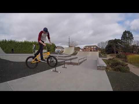 Ben Holland - Fresh Bike Edit