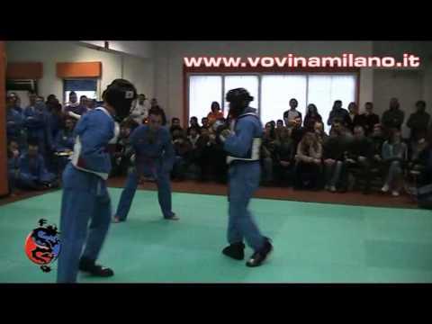 Vovinam Fight Sunday 2 - Carlo Iacopozzi vs Michele Del Vecchio