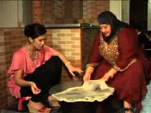 Gadrie Food - Roti Maryam