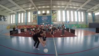 Клуб Олимп Ставрополь эстетическая гимнастика