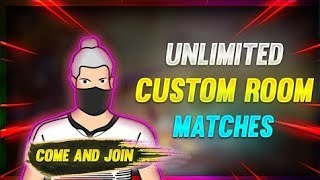 🔴Unlimited Custom Room Matches | Free Fire Live Tamil 💎|