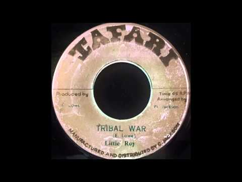 LITTLE ROY - Tribal War [1974]