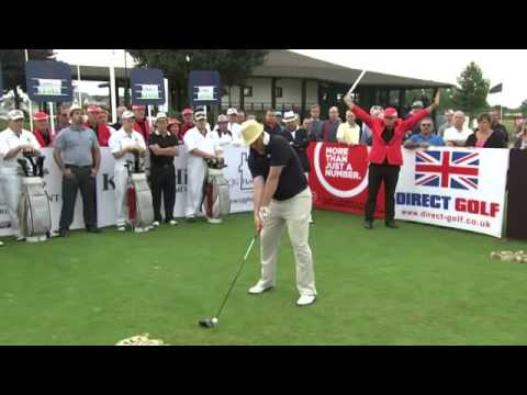 Trilby Tour at Kings Hill Golf Club August 2013