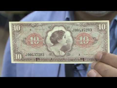 CoinWeek: Cool Currency! Memphis Paper Money Show 2013