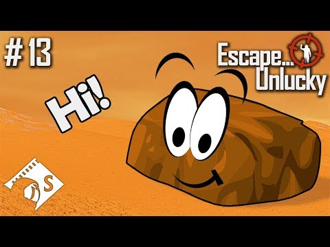 Escape... Unlucky #13 That's A Nice Boulder (A Space Engineers Co Op Series)