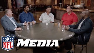 Lombardi Ice Bowl Stories, Today's Top Talent, & Why Pick Lineman? | OL Round Table