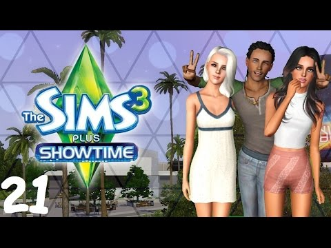 Let's Play: The Sims 3 Showtime - (Part 21) - Porsha