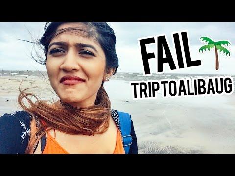 Vlog: FAIL trip to Alibaug