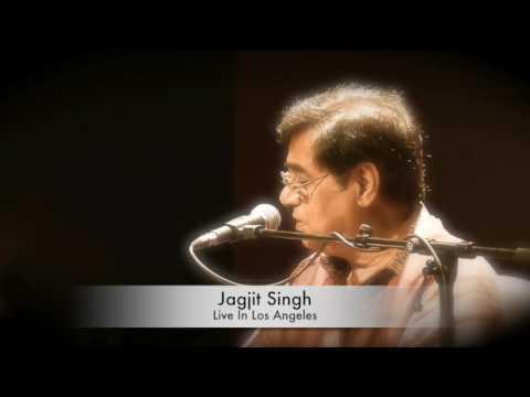 Jagjit Singh - Live In Los Angeles