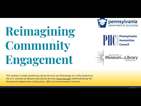 Reimagining Community Engagement: Lessons from the Field