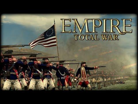 Empire Total War - American Revolutionary War - Battle of Bunker Hill