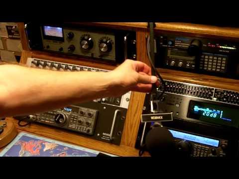 Ham Radio Shack Console Renovation