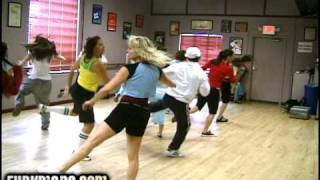 Shake Your Pom Pom - Ching-a-ling - Missy Elliott - FUNKMODE Hip Hop Dance Class - Spring 2008
