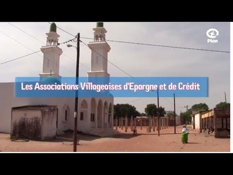 Les Associations Villageoises d'Epargne et de Credit avec Plan Senegal