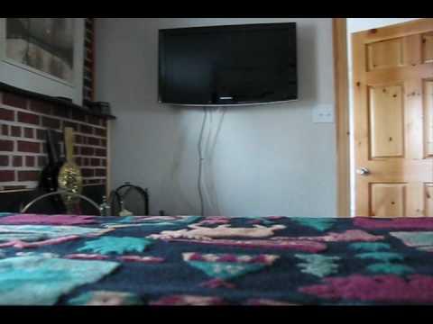 Baddeck Room at the Baddeck Heritage House B&B.wmv