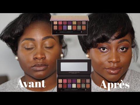 GRWM & CRASH TEST: Que vaut la palette Jackie Aina X Anastasia Beverly Hills thumbnail