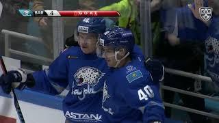 Петерссон отдает на гол Старченко