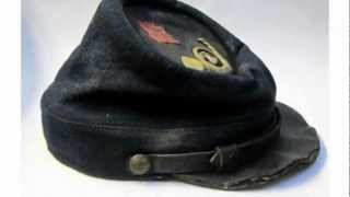American Civil War Kepi Hat or Cap 1861--1865