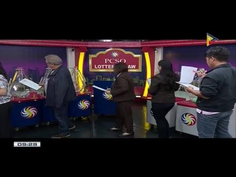 WATCH: PCSO 9 PM Lotto Draw, April 22, 2018