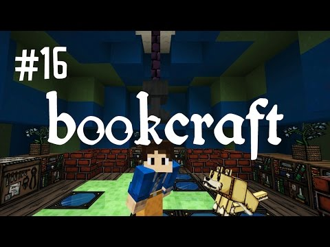 A NEW CHARACTER - BOOKCRAFT (CH.16)