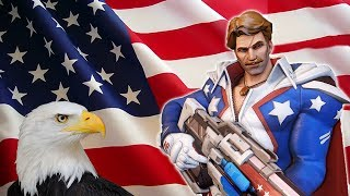 ITS AMERICA DAY [Overwatch]