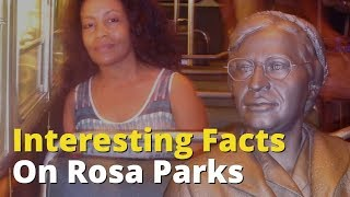 Gambar cover Interesting Facts On Rosa Parks - Unknown Amazing Facts About Rosa Parks