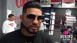 """Video """"YOU CAN'T COMPARE DANNY GARCIA WITH MANNY PACQUIAO!"""" ABNER MARES ON BRANDON RIOS VS GARCIA download MP3, 3GP, MP4, WEBM, AVI, FLV September 2018"""