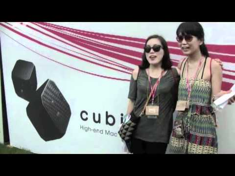 cubik in Asia | Palo Alto Audio Design