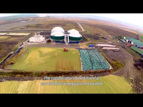 Biogas Plant Romania TEB Energy Business
