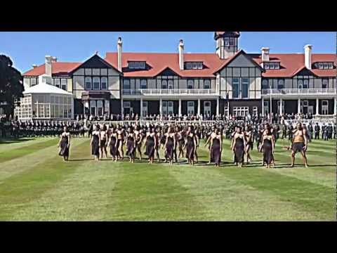 State Welcome for The King of Tonga, His Majesty King Tupou VI