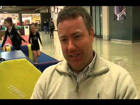 Capital Mall Manager Jamie Reed discusses his plans for the mall