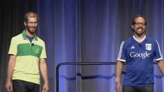 Google I/O 2014 - Predicting the future with the Google Cloud Platform