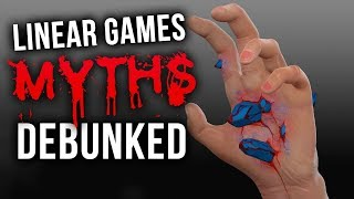 5 Linear Single Player Game MYTHS DEBUNKED