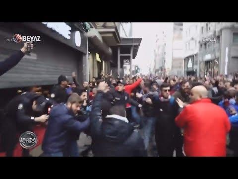 Trabzonspor taraftarlarından GS