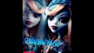 Aline sprit-smile | music video | deluxe blue