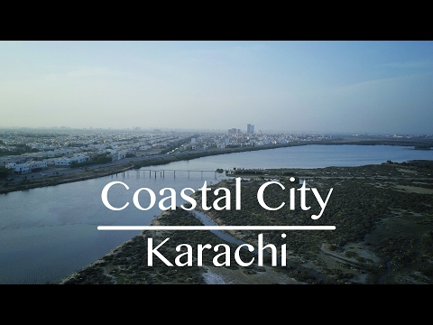 Coastal City Karachi