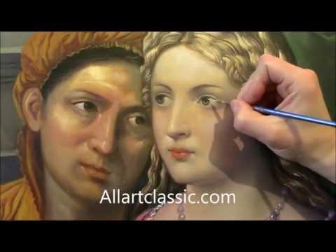 Renaissance Oil Painting - Paris Bordone