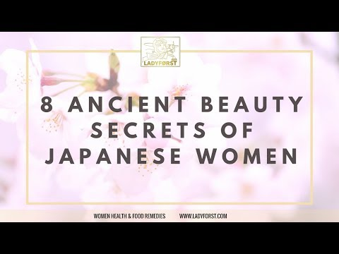 8 Ancient Beauty Secrets of Japanese Women – ladyforst.com