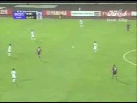 Asian Cup 2007-Vietnam 1-1 Qatar (1st Half)-Part 01