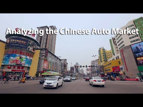 Analyzing the Chinese Auto Market - Autoline This Week 2020