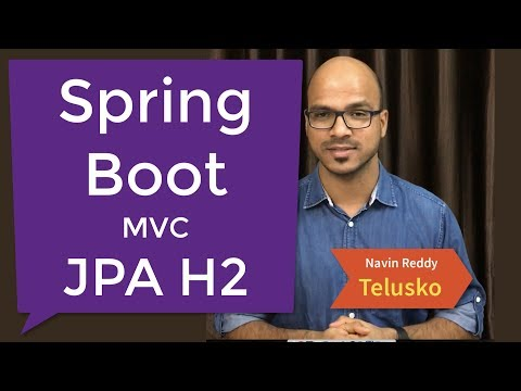 Spring Boot | JPA | MVC | H2 Example
