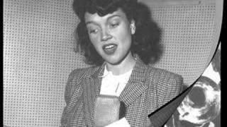 ELLA MAE MORSE ~ SHOO SHOO BABY ~ 1943