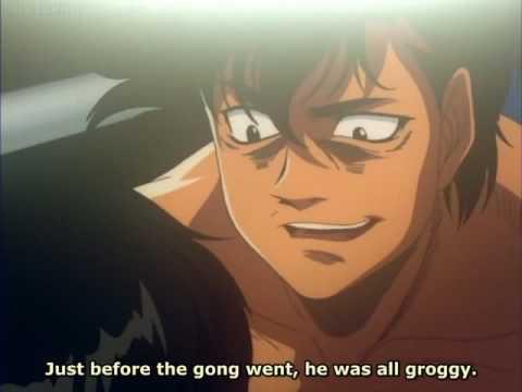 Hajime No Ippo Round 33 [English Sub HD]