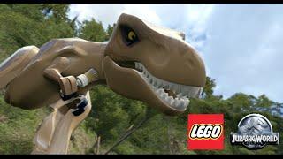 樂高侏儸紀公園Jurassic World | Part 6 - 神救援 暴龍女王Rexy |