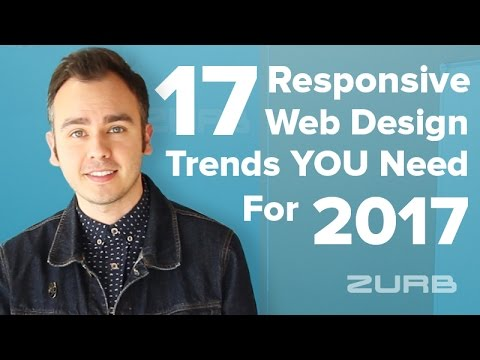 Responsive Web Design Trends You Need To Know In