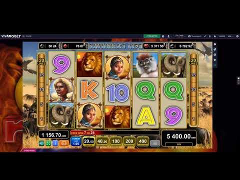 Vivaro  Casino Savannas Life X 463