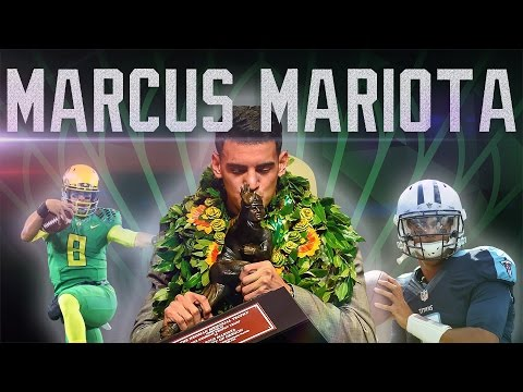 The Marcus Mariota Story: The Greatest Everᴴᴰ