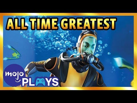 Why Subnautica is the Best Exploration Game Ever